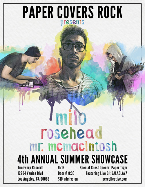4th Annual Summer Showcase