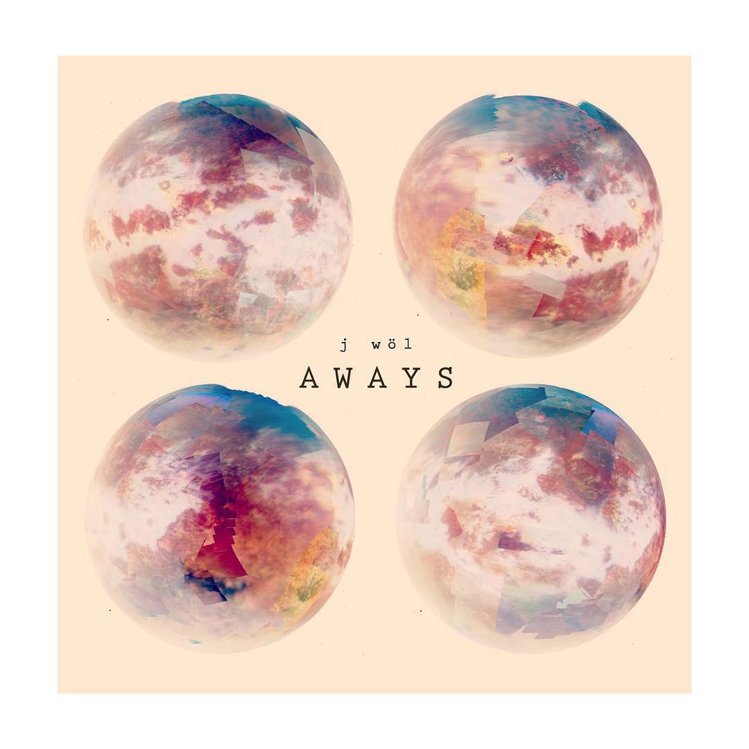 latest release news : j wöl - 'aways' ep free dl @ soundcloud.com/pcrcollective || @jwolchuk || artwork by #cassini