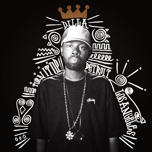 happy birthday to the one and only  #dilla #jay #dee....#jdilla #jdillafoundation #jdillachangedmylife #stonesthrow #beats # #stonesthrowrecords #losangeles #detroit #hiphop #producer #birthday #rip #r.i.p #legend