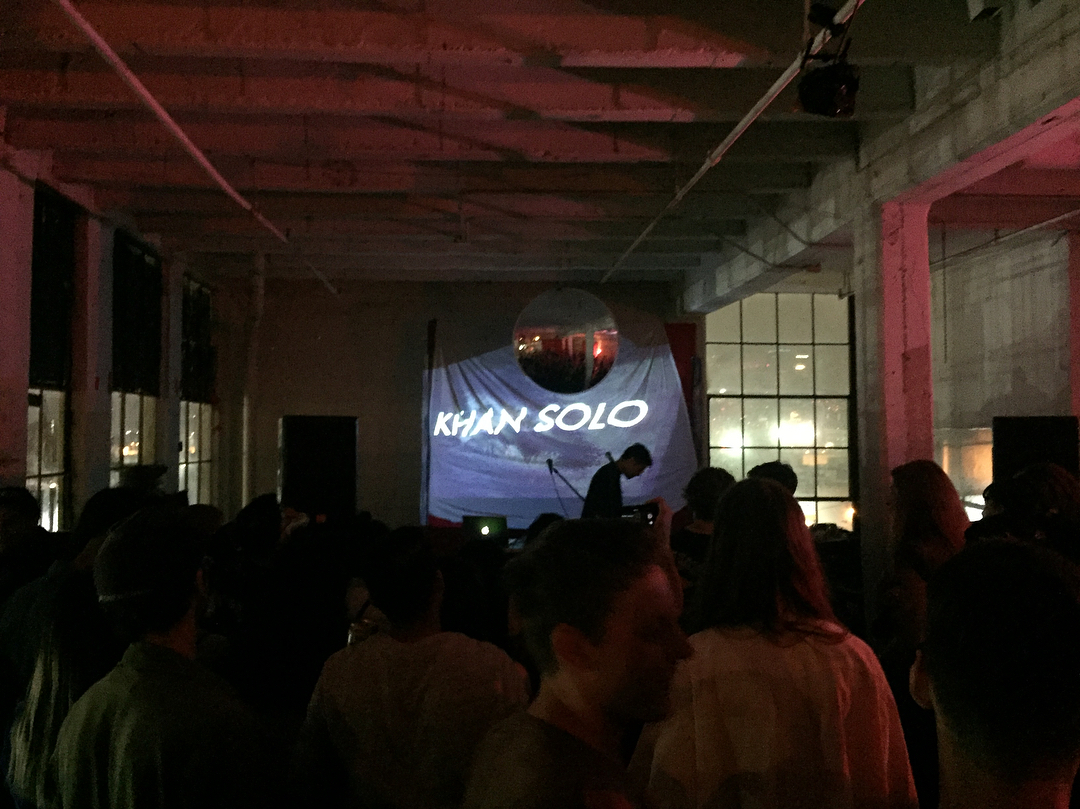 Thx for rockin' with us this weekend @ The Factory ��....#wharehouse #diy #wharehouseparty #diyvenue #pcr #pcrcollective #collective #music #projections #khansolo #stargirl #dtla #latothebay #saturdaynight #hiphop #mixtape #samples #dranks